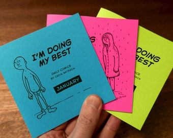 "Winter – ""I'm Doing My Best""  3 Book Bundle"