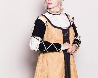 Custom Italian Renaissance Gown