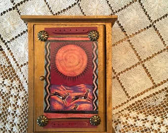 Tabletop Altar, Traveling shrine, sun, sunshine, happiness