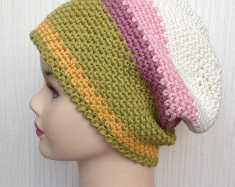 Colorful hat for Woman