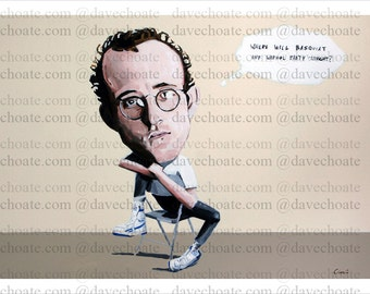 Photo print from an original painting of Keith Haring.