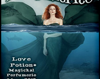 Amphitrite - Perfume Oil for Women - Love Potion Magickal Perfumerie