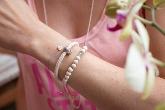 Aloha Love Bracelets handmade with love in Montreal, Canada
