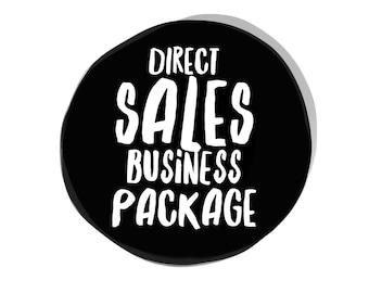 Direct sales Business Branding
