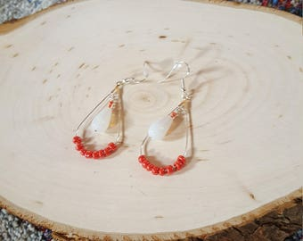 Red/Orange Dangles