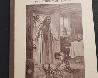 King of the Golden City by Mother Mary Loyola | First Edition | Vintage Catholic Children's Book | Catholic Books | Catholic Children