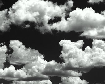 Mountain photo, mountain wall decor, clouds photo, Colorado landscape, Rocky Mountains photo, cloud art, stormy dramatic photo, nature decor