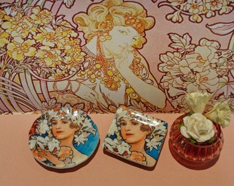 Art Nouveau Miniatures  for Dollhouse 1:12 scale