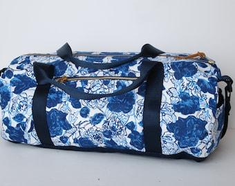 Gym Bag-Weekend Bag-Duffel Bag-Travel Bag-Luggage-Womens Overnight Bag- Duffel Bag -Duffel Bag for Women-Duffel Bag for Men