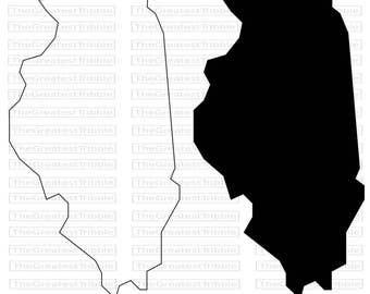 US Map United States Map State Outlines Transparent - Us Map With States Outlined Vector