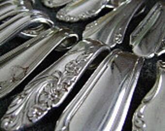 100 Wholesale Lot Pendants - Vintage Silver Plate Pendants, Wholesale Pendants,  Repurposed Cutlery, Spoon Jewelry, Eco Friendly Jewelry