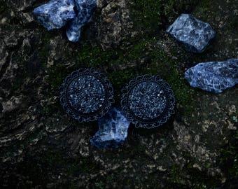 Black Crystal Plugs