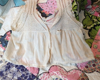 Vintage home made camisole