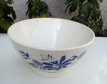 french 40s 50s vintage year porcelain bowl, bowls