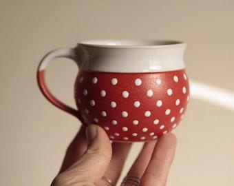 "New Chubby mug ""Amanita"""