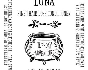 Luna (fine | hair loss conditioner)