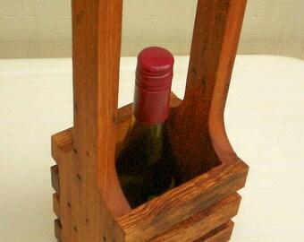 Wedding Gift,Wine Tote-Wine Carrier-Wine Display-Beverage Carrier