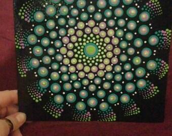 Original Mandala Painting