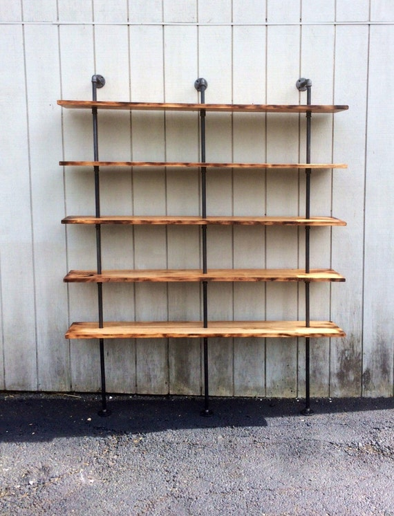 projects pinterest reclaimed bookshelf sweet furniture home diy old shelving wood rustic