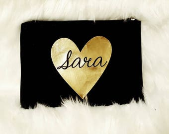 Personalized Zip Pouch 8x10