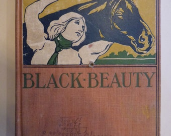 Black Beauty , Very Old, Philadelphia, Henry Altemus Company (Date not marked)