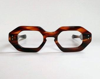 NOS, Vintage, 1960s Konoptic Eyeglasses by Kono USA