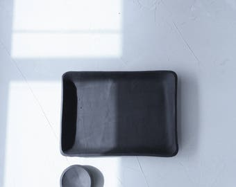 Cafe serving tray