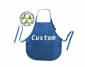 ToxicWaves Custom APron