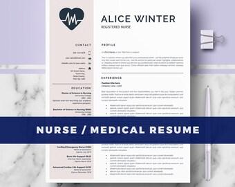 rn nurse resume template medical resume template for ms word pages nurse resume - Resume Templates Word Nurse