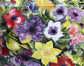 Spring - Wrapping Paper