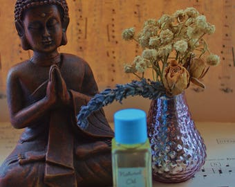 Jasmine, rosewood and ylang ylang  Perfume Oil, recycled bottle