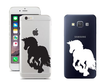 Friesian decal for phones, tablets, computers and more