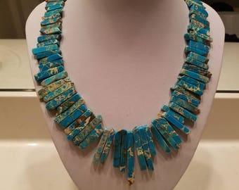 Divine Turquoise Jasper