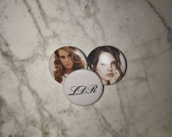 Lana Del Rey Pins