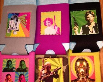 Star Wars Pop Art Drink Holders 6-Pack