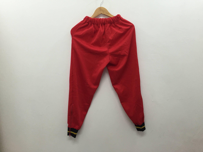 RARE!!! Vintage 90's Champion Tracksuit Pants jogging athlete Lacoste Kappa Hip Hop Adidas Nike Fred Perry txOnO4