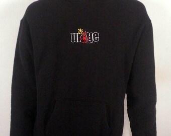 vtg 90s The Urge Punk Ska Hoodie Sweatshirt Jacket Goldfinger less than jake XL