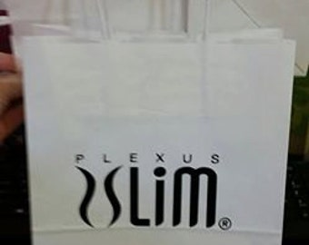 plexus slim bags pack of 10 plus free decals  April sale....