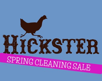 Hickster Tee - Unisex and Ladies'