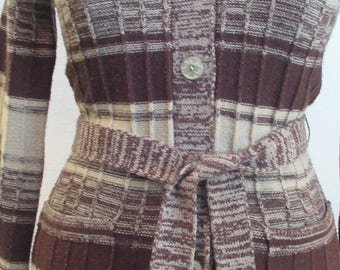 Mother Earth Wrap Sweater