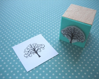 TREE OF LIFE Stamp. Tree of Life Rubber Stamp. Tree of Life. Sacred  Tree Stamp. Alchemy Stamp. Alchemical Symbol. Wizard Stamp. Wicca Stamp