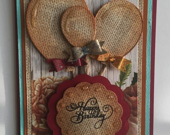 Burlap and Bows Wish A Happy Birthday to Those We Love