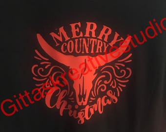 Merry Country Christmas