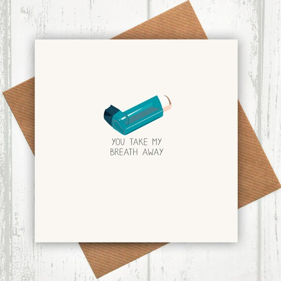 Funny anniversary card you take my breath away funny m4hsunfo Gallery