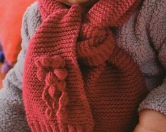 Monella Baby Scarf