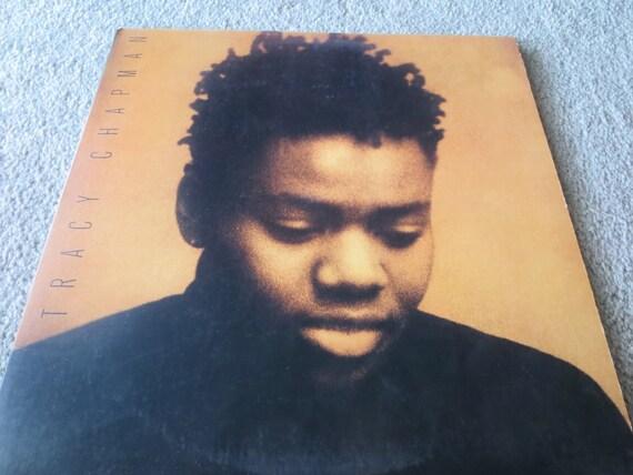 David Jones Personal Collection Record Album - Tracy Chapman