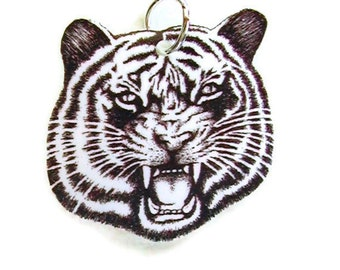 TIGER Necklace Small Pendant Gifts for her