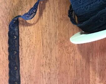 10 yards vintage lace trim