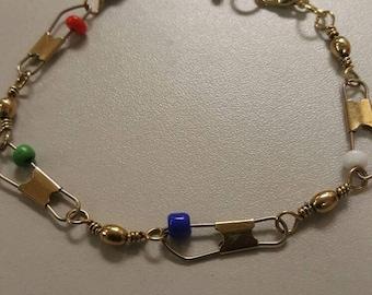 Men/women/kids -Fishers of men bracelet