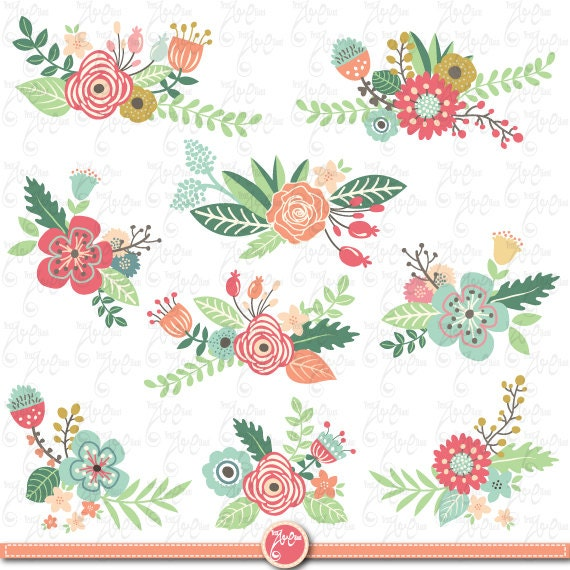 Flowers clipart pack flower clip art packvintage flowersspring flowers clipart pack flower clip art packvintage flowersspring flowerweding flowerflorawedding invitation wd040 mightylinksfo Choice Image
